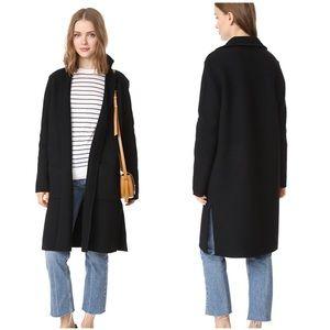 Madewell black Camden cardigan sweater coat
